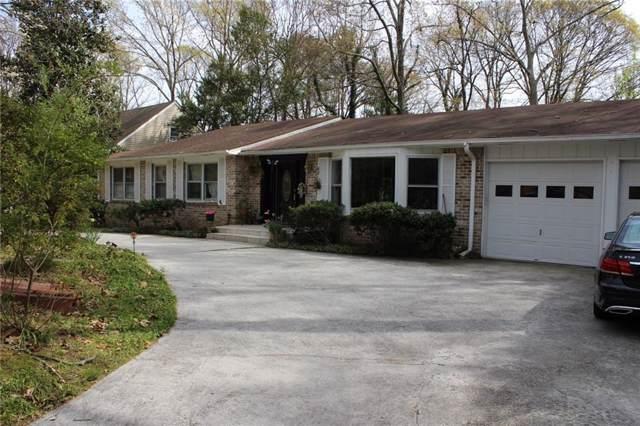 3787 Dunwoody Club Drive, Atlanta, GA 30350 (MLS #6618781) :: North Atlanta Home Team