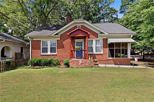 1755 Langston Avenue SW, Atlanta, GA 30310 (MLS #6618797) :: North Atlanta Home Team