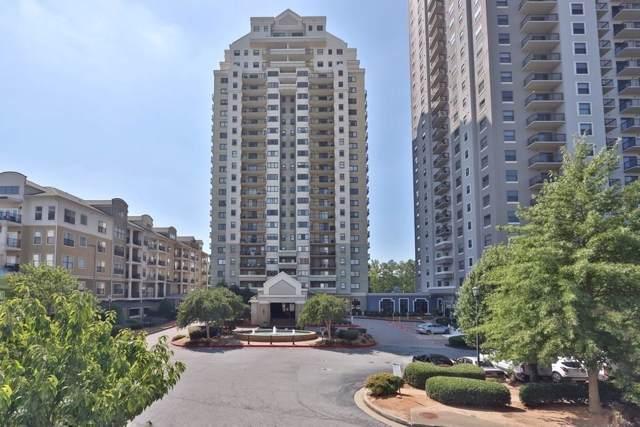 795 Hammond Drive #701, Atlanta, GA 30328 (MLS #6618802) :: North Atlanta Home Team