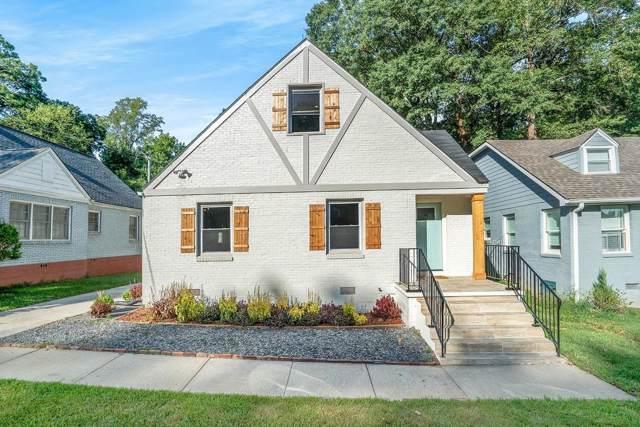1551 Mayflower Avenue SW, Atlanta, GA 30311 (MLS #6618804) :: Charlie Ballard Real Estate