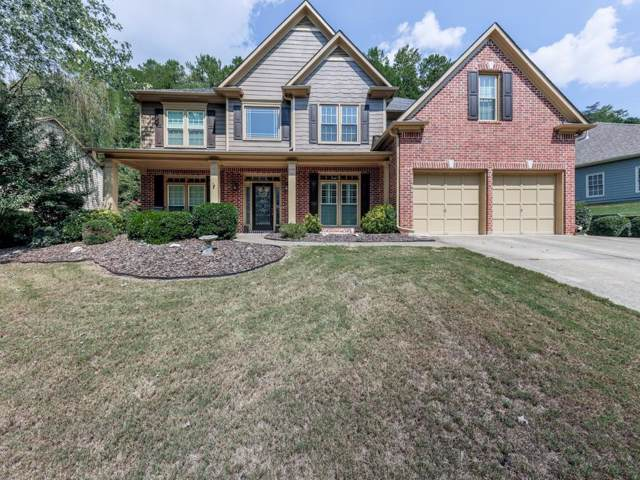 709 Parkside Drive, Woodstock, GA 30188 (MLS #6618831) :: North Atlanta Home Team
