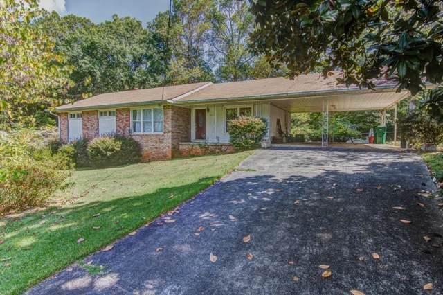1233 Pinehurst Circle SE, Smyrna, GA 30080 (MLS #6618838) :: The North Georgia Group