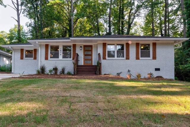 1674 Carter Road, Decatur, GA 30032 (MLS #6618850) :: The North Georgia Group