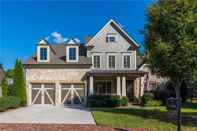 10855 Carrissa Trail, Alpharetta, GA 30022 (MLS #6618854) :: North Atlanta Home Team