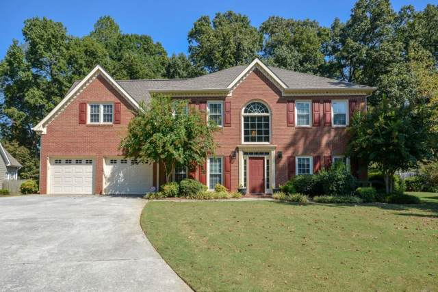 3004 Windward Drive NW, Kennesaw, GA 30152 (MLS #6618864) :: The Heyl Group at Keller Williams