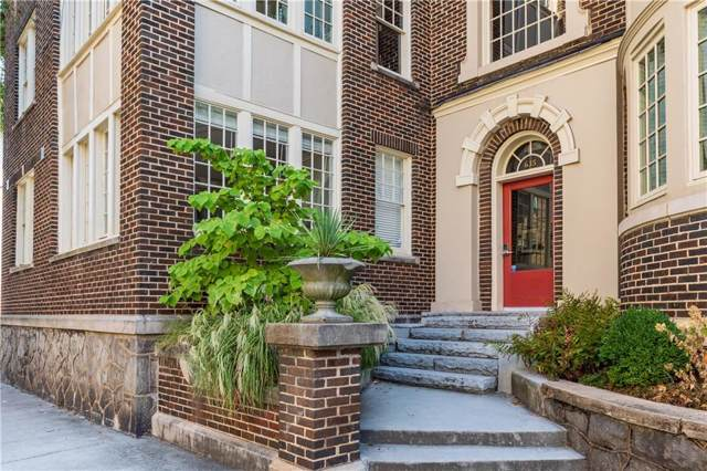 635 Myrtle Street NE #1, Atlanta, GA 30308 (MLS #6618880) :: The Hinsons - Mike Hinson & Harriet Hinson