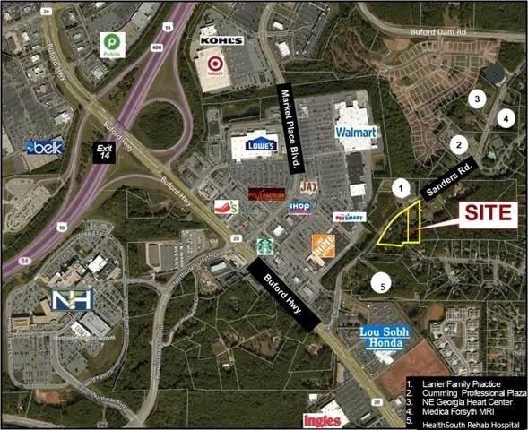 1115 Sanders Road, Cumming, GA 30041 (MLS #6618912) :: North Atlanta Home Team