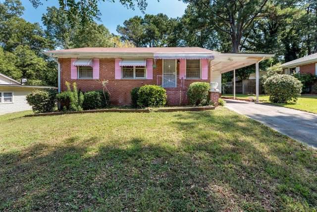 781 Commodore Drive NW, Atlanta, GA 30318 (MLS #6618920) :: Kennesaw Life Real Estate