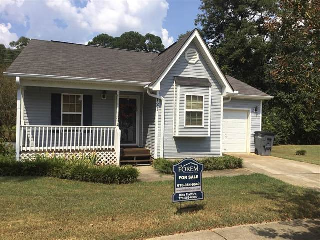 121 Ashley Oaks Dr., Barnesville, GA 30204 (MLS #6618929) :: The Zac Team @ RE/MAX Metro Atlanta