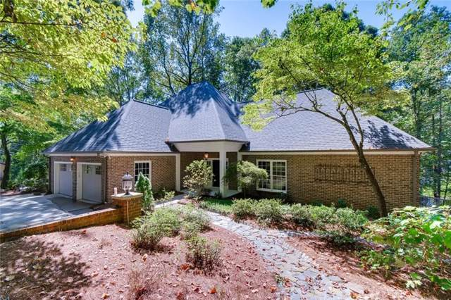 600 Idlewood Drive, Sandy Springs, GA 30327 (MLS #6618941) :: Path & Post Real Estate