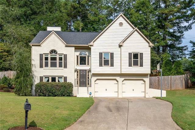 4836 Nellrose Drive NW, Kennesaw, GA 30152 (MLS #6618959) :: Kennesaw Life Real Estate