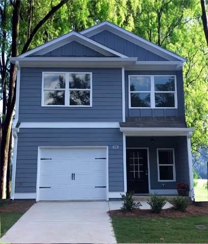260 Hood Park Drive, Jasper, GA 30143 (MLS #6618970) :: Path & Post Real Estate