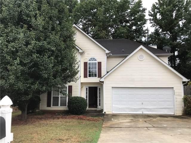 8050 Mustang Lane, Riverdale, GA 30274 (MLS #6618987) :: North Atlanta Home Team