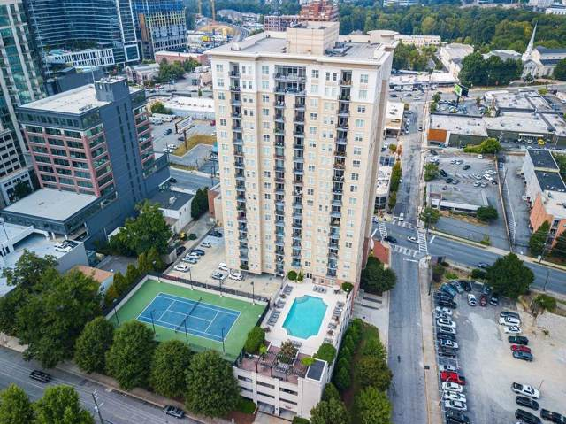 325 E Paces Ferry Road NE #1004, Atlanta, GA 30305 (MLS #6619001) :: North Atlanta Home Team