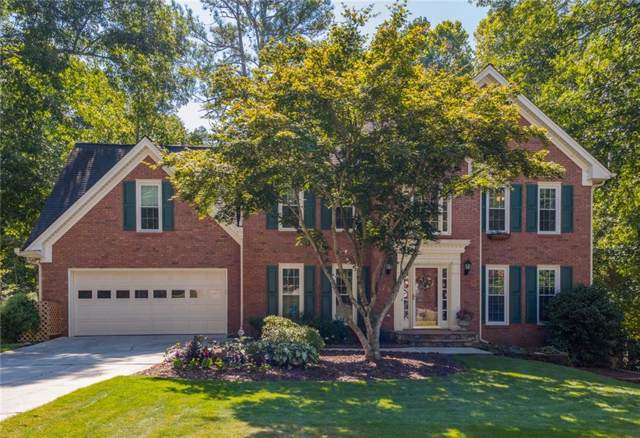 978 Mill Bend Drive, Lawrenceville, GA 30044 (MLS #6619022) :: The Heyl Group at Keller Williams