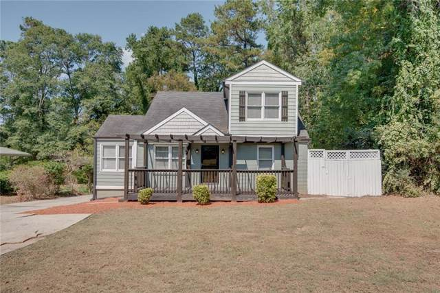 2718 Eastwood Drive, Decatur, GA 30032 (MLS #6619050) :: The North Georgia Group