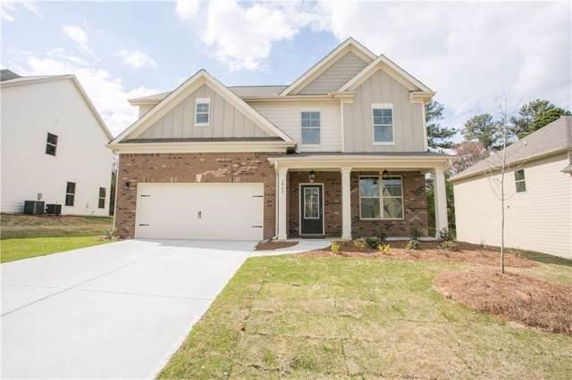 2474 Overlook Avenue, Lithonia, GA 30058 (MLS #6619067) :: North Atlanta Home Team