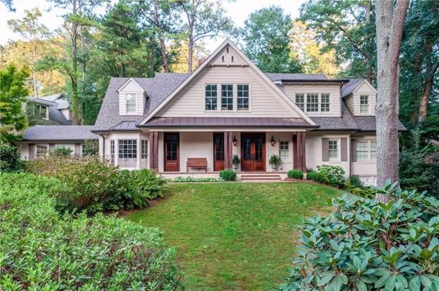 4620 Club Valley Drive NE, Atlanta, GA 30319 (MLS #6619083) :: Charlie Ballard Real Estate