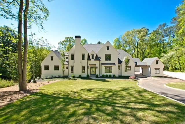 5315 Riverview Road, Atlanta, GA 30327 (MLS #6619085) :: Path & Post Real Estate