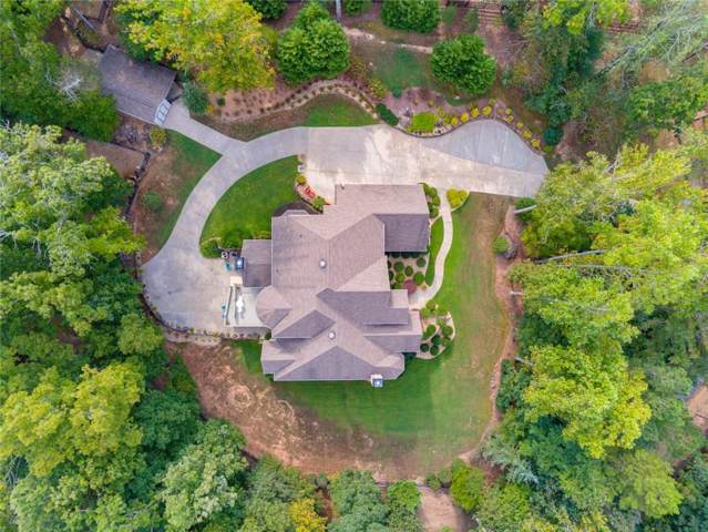 52 Summitrail Lane, Dawsonville, GA 30534 (MLS #6619111) :: The North Georgia Group