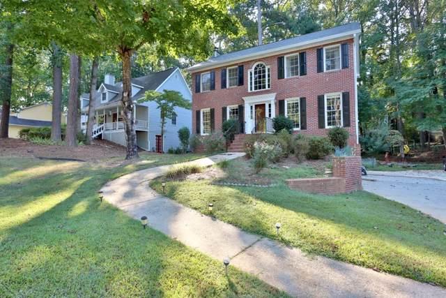 1557 Milford Creek Lane SW, Marietta, GA 30008 (MLS #6619114) :: North Atlanta Home Team