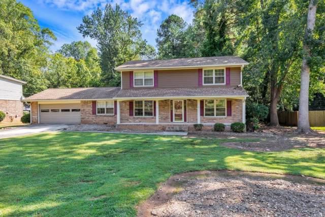 3272 Clearview Drive, Marietta, GA 30060 (MLS #6619127) :: The Heyl Group at Keller Williams