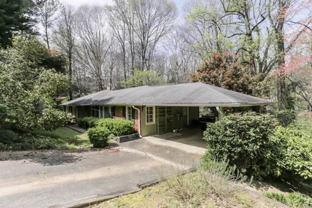 400 Highbrook Drive, Sandy Springs, GA 30342 (MLS #6619161) :: Path & Post Real Estate