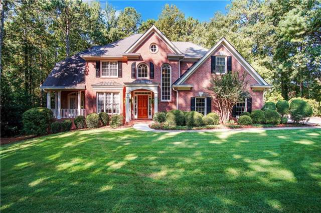 2135 Lake Grove Lane, Milton, GA 30004 (MLS #6619202) :: The North Georgia Group