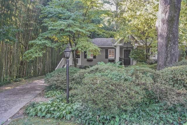 1257 Spring Valley Lane, Atlanta, GA 30306 (MLS #6619203) :: The Heyl Group at Keller Williams