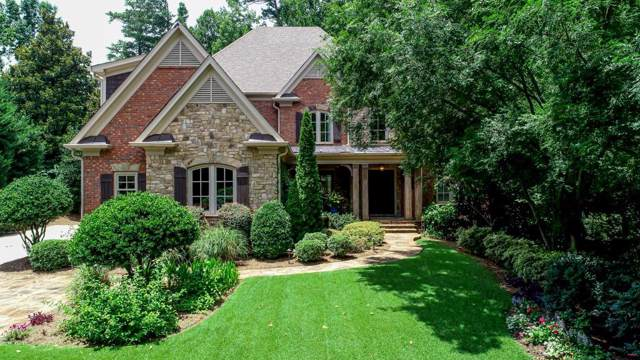 4770 Lake Forrest Drive, Sandy Springs, GA 30342 (MLS #6619227) :: Path & Post Real Estate