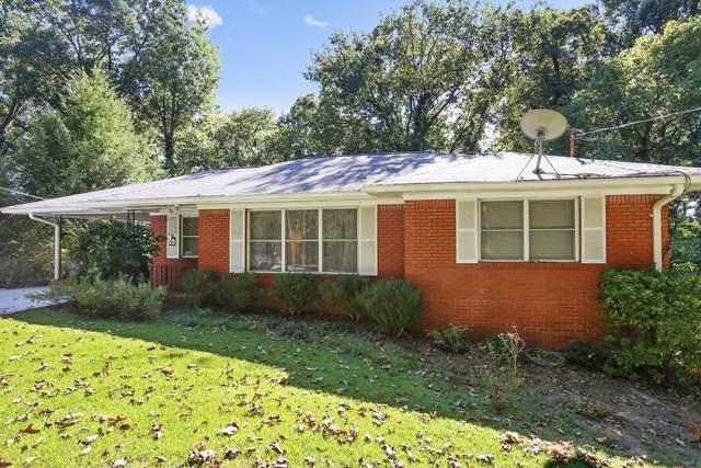 1080 Buckner Road, Mableton, GA 30126 (MLS #6619231) :: North Atlanta Home Team