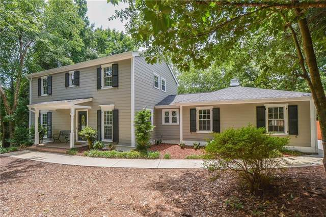2824 Fontainebleau Drive, Dunwoody, GA 30360 (MLS #6619235) :: North Atlanta Home Team