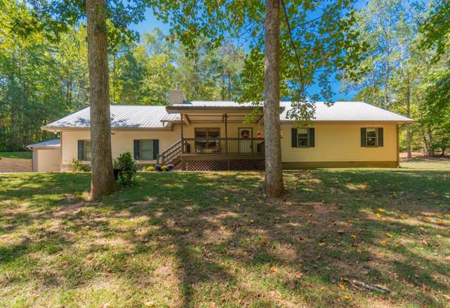 62 Hillcrest Drive, Dawsonville, GA 30534 (MLS #6619244) :: The North Georgia Group
