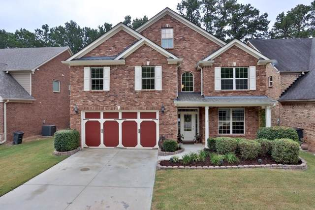 210 Kubol Drive, Lawrenceville, GA 30046 (MLS #6619260) :: North Atlanta Home Team