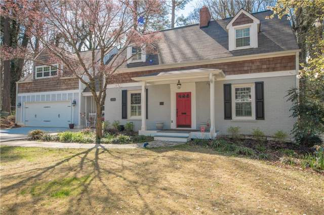 2050 Lyle Avenue, College Park, GA 30337 (MLS #6619262) :: RE/MAX Paramount Properties