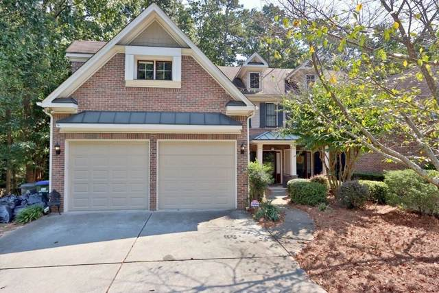 10152 Wooten Road, Roswell, GA 30076 (MLS #6619309) :: North Atlanta Home Team