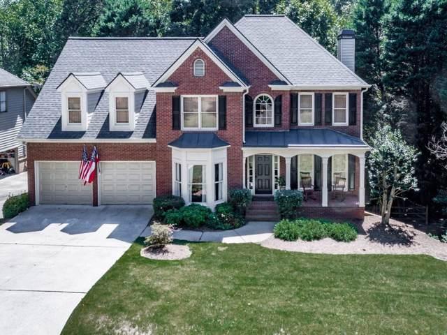 408 Amber Lane, Woodstock, GA 30189 (MLS #6619310) :: Kennesaw Life Real Estate