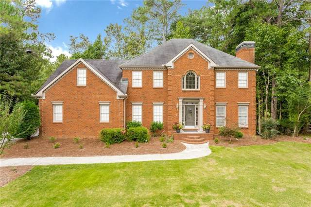 1154 Ward Creek Drive SW, Marietta, GA 30064 (MLS #6619311) :: North Atlanta Home Team