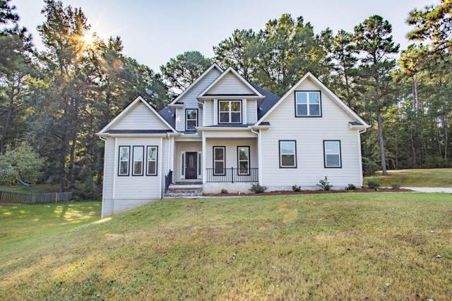 170 Shoreline Drive, Fayetteville, GA 30215 (MLS #6619321) :: North Atlanta Home Team