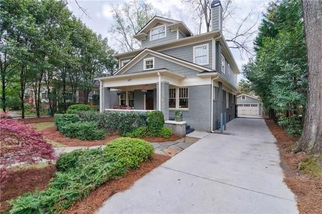 639 Cumberland Road, Atlanta, GA 30306 (MLS #6619322) :: Path & Post Real Estate