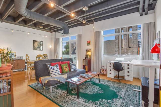 805 Peachtree Street NE #518, Atlanta, GA 30308 (MLS #6619344) :: North Atlanta Home Team