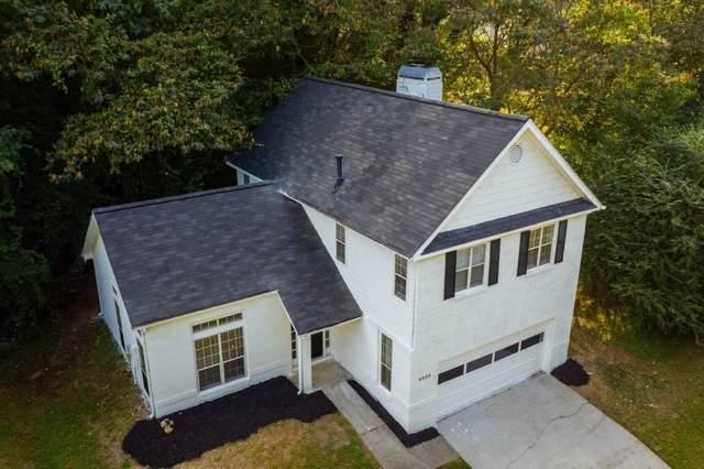 4835 Brasac Drive, Stone Mountain, GA 30083 (MLS #6619358) :: The North Georgia Group
