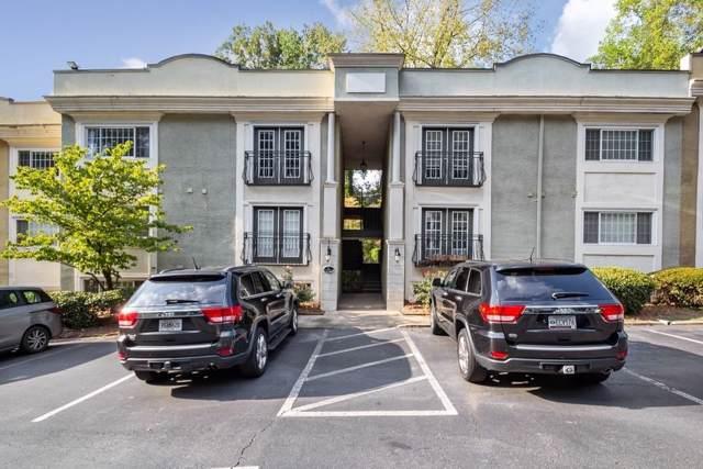 1445 Monroe Drive NE C11, Atlanta, GA 30324 (MLS #6619379) :: Path & Post Real Estate