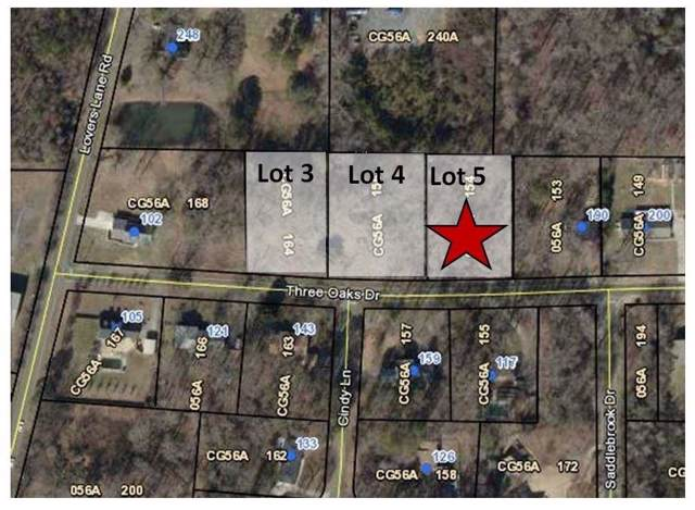 000 Three Oaks Drive, Calhoun, GA 30701 (MLS #6619392) :: Thomas Ramon Realty