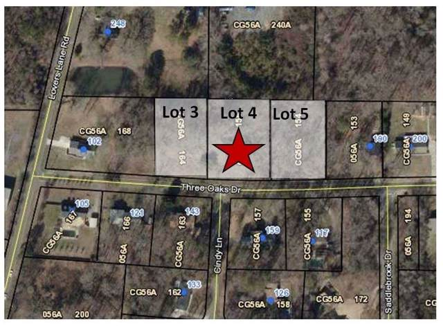 00 Three Oaks Drive, Calhoun, GA 30701 (MLS #6619396) :: The Hinsons - Mike Hinson & Harriet Hinson