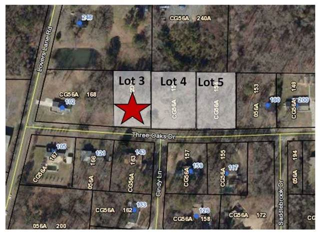 0 Three Oaks Drive, Calhoun, GA 30701 (MLS #6619397) :: The Hinsons - Mike Hinson & Harriet Hinson