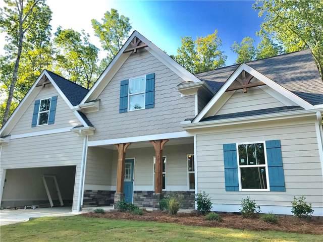 333 Ridgewood Drive, Waleska, GA 30183 (MLS #6619398) :: Charlie Ballard Real Estate