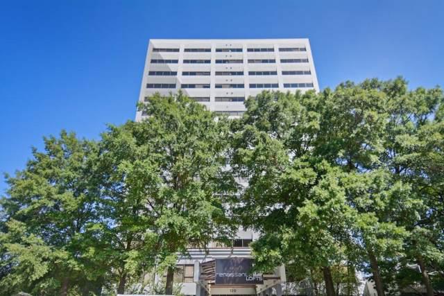 120 Ralph Mcgill Boulevard NE #907, Atlanta, GA 30308 (MLS #6619407) :: Path & Post Real Estate