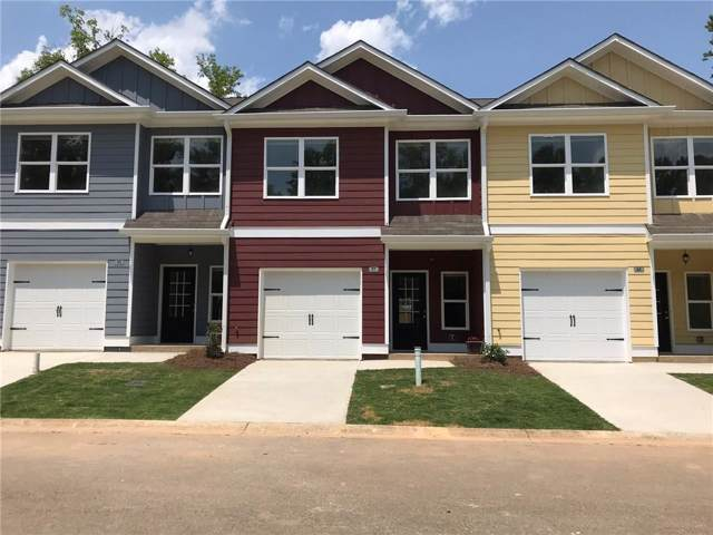 57 Towne Club Drive #43, Jasper, GA 30143 (MLS #6619456) :: Path & Post Real Estate