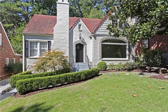 2874 Alpine Road NE, Atlanta, GA 30305 (MLS #6619512) :: Charlie Ballard Real Estate